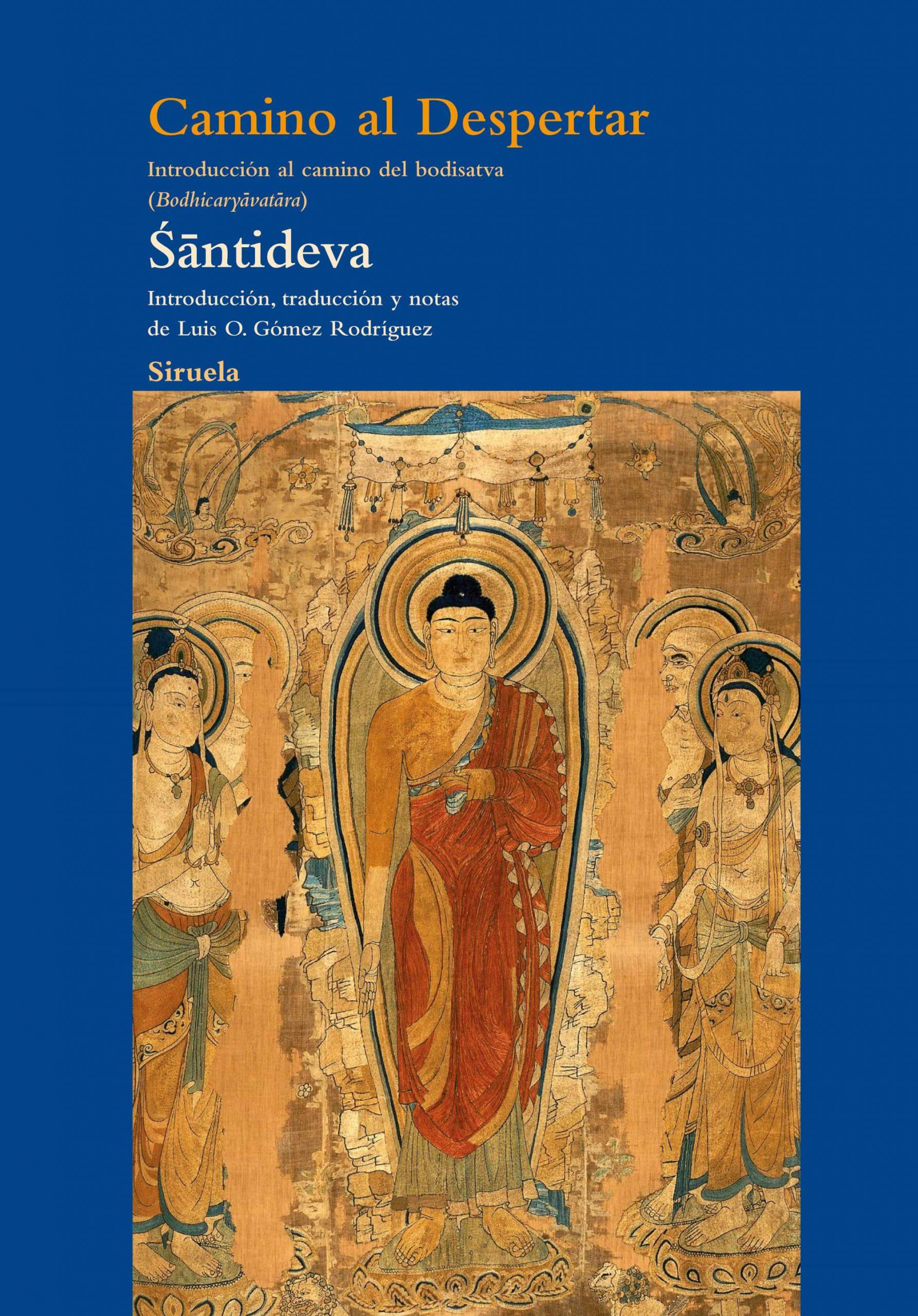 Carátula del libro: Camino al Despertar: Introducción al camino del Bodhisattva